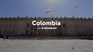 Colombia with G Adventures