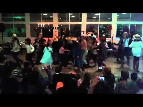 School Hannukah Dance in Kibbutz Amir, Kobi Sent to Me In Case I Miss It  Solo Healing Journey, Indi