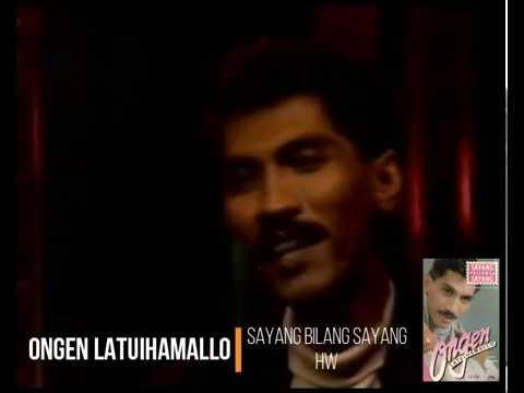 Ongen Latuihamallo - Sayang Bilang Sayang (1988) (Selekta Pop)