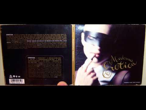 Madonna - Erotica (1992 Madonna's in my jeep mix)