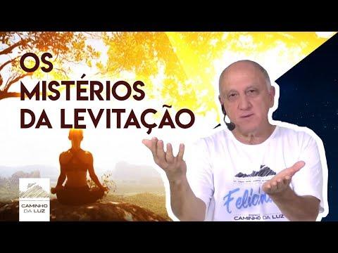 Os Mistérios da Levitação