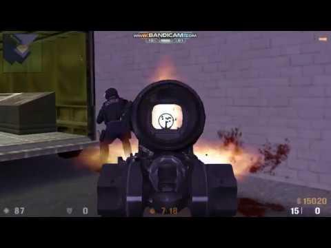 Counter Strike Iron Sight Mod - Remake
