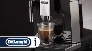 How to make cappuccino with your De'Longhi PrimaDonna XS ETAM 36.365 coffee machine