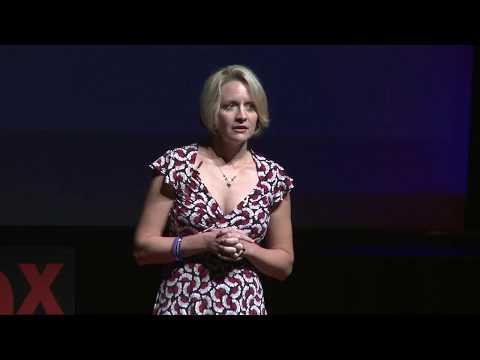 Running Toward Rare | Laura King Edwards | TEDxCharlotte