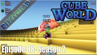 "Cube World -Season 2 - E88 ""The Insectoid that almost gets me"""