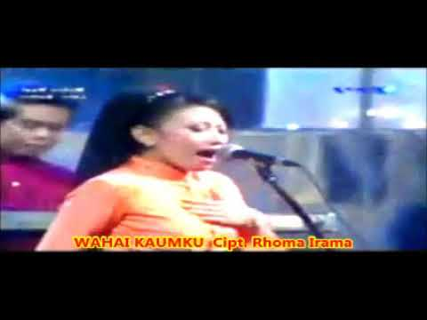Soneta Femina : WAHAI KAUMKU - Cipt. Rhoma Irama - Dangdut Music Concert (1,033)