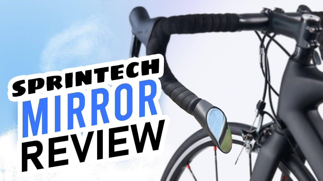 Sprintech Roadbike Mirror for Left Side