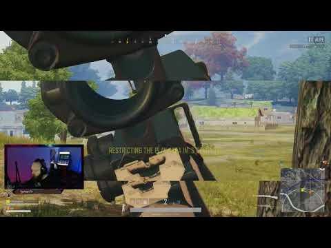 FPP Squads w/ Xilvv - IT'S A TRAP! - Stream Highlight 9