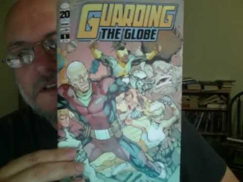 Comic Book Thoughts: Punisher, Guarding the Globe, Thor & Epic Kill (this week's non Zeroes)