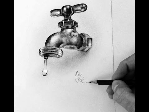 Realistic 3d pencil drawings jaspal speed drawing