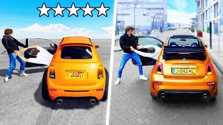 GTA 5 vs. REAL LIFE CHALLENGE!