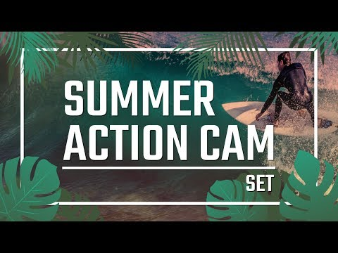 Action Cam Summer Set   Filmora Effects Store