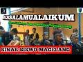 Assalamualaikum &  Liriknya Lagu Opening Topeng Ireng Sinar Siswo Magelang