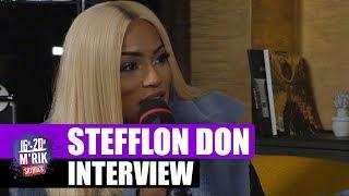 Interview Mrik x Stefflon Don : «Je suis influencée par Kendrick, Cardi, Nicki »