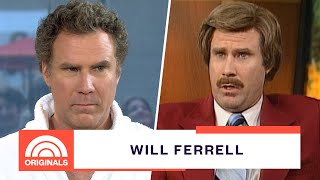 Will Ferrell Appears On TODAY As 'Anchorman' Ron Burgundy And More | TODAY