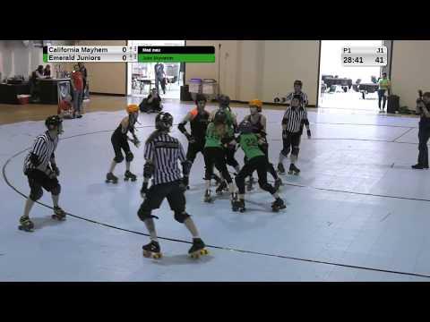 Big O 2018: California Mayhem vs. Emerald City Junior All Stars [JRDA] (T2G5)