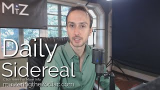 Daily Sidereal Astrology Horoscope: Monday October 19th 2015