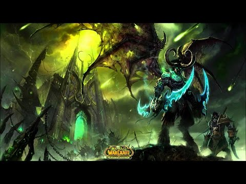 World of Warcraft: All Cinematic Trailers Intros (Includes New Expansion - LEGION) Full HD