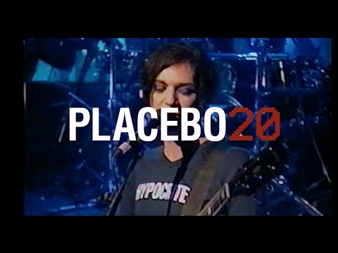 Placebo - Every You Every Me (Live on TFI Friday 1999)
