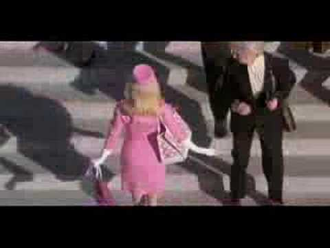 Legally Blonde 2: Red, White & Blonde trailer