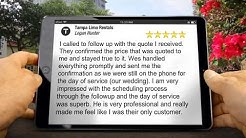Tampa Limo Rentals Amazing 5 Star Review by Logan H.
