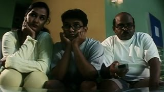 Ammayilu Abbayilu Movie || Apoorva & Her Husband  Comedy Scene || Mohit, Vijay Sai
