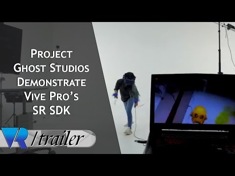 Project Ghost Studios Takes The HTC Vive Pro Into Augmented Reality