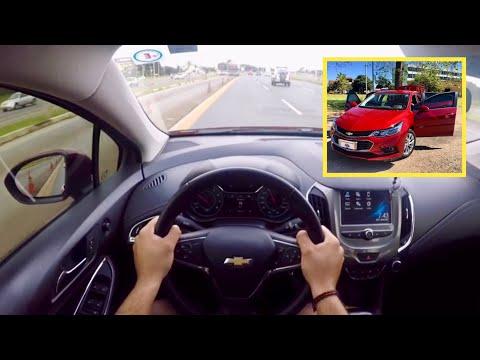 Cruze 2019 1.4 Turbo - Test Drive - POV - Chevrolet