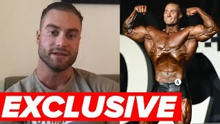 CHRIS BUMSTEAD ON SERIOUS HEALTH SCARE!