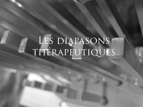 Emmanuel Comte Les diapasons thérapeutiques MedSon