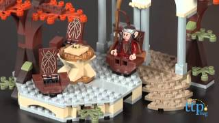 Lego The Lord Of The Rings The Council Of Elrond From Lego