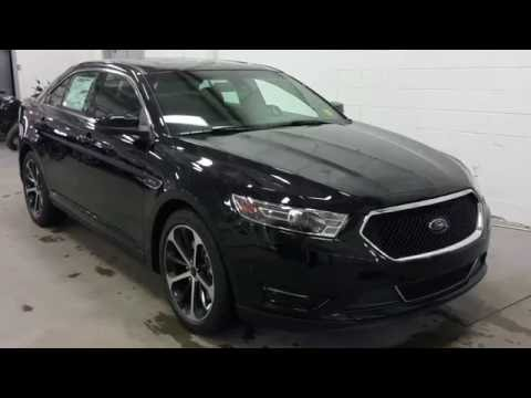 "2016 Ford Taurus SHO W/ Ecoboost, Sport 20"" wheels Review 