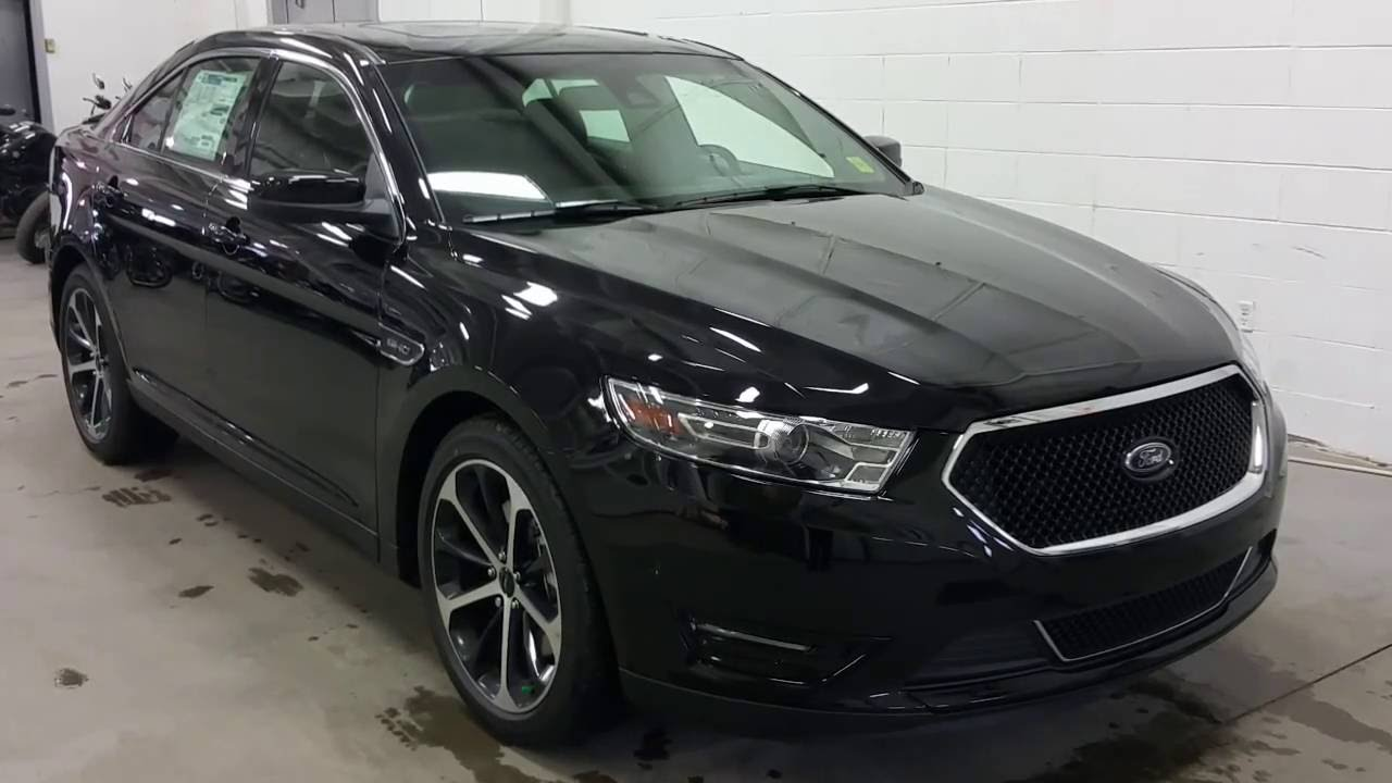 2016 Ford Taurus Sho W Ecoboost Sport 20 Wheels Review Boundary