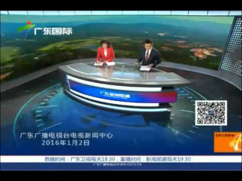 GRT World - Guangdong TV (NEW LOOK & LOGO) 2016