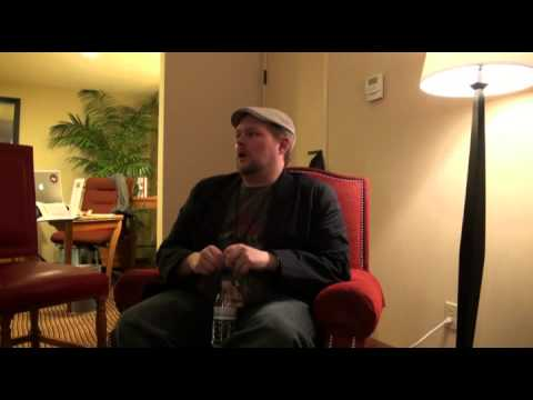 ERJ ProductionZ :Chris Carson Interview 2011 NDK