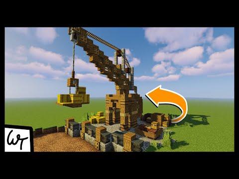 harbour-crane---quick-build-tutorial---minecraft-1.16