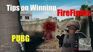 Tips on Winning (Firefights) - PUBG Xbox 1