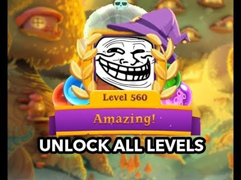 Bubble Witch Saga 3 Hack 2017 - Unlock all Levels and Get infinite Star Dusts