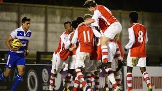 Top 10 Arsenal academy goals - Season 2014/15