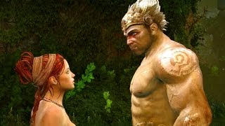 ENSLAVED Odyssey to the West PC Chapter 2: The Old City