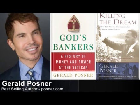Money and Power of The Vatican with Gerald Posner