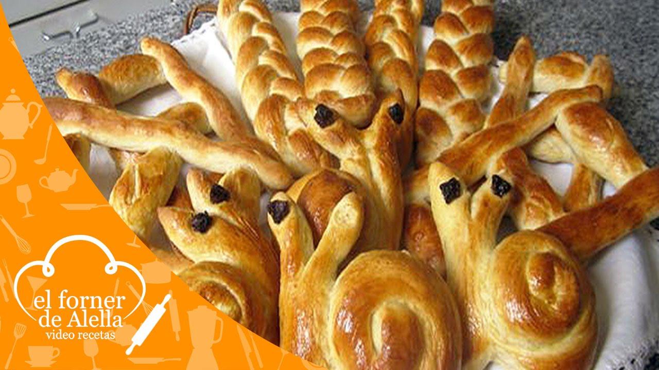 receta como hacer pan en casa