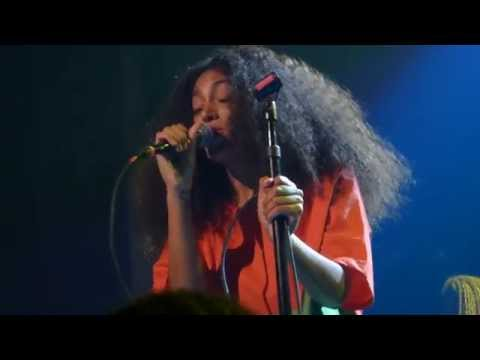 """Solange  - """"Cloudbusting (Kate Bush Cover)"""" Live at Webster Hall"""