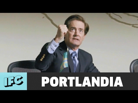 Portland Seceding! ft. Kyle MacLachlan  Portlandia  IFC