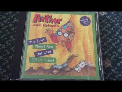 Arthur And Friends: The First Almost Real Not Live CD (or Tape): Crazy Bus (No Way!)