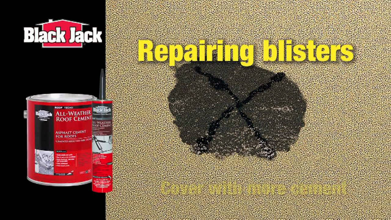 Perfect How To Roof Leak Repair   YouTube