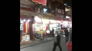 Mon séjour en Chine