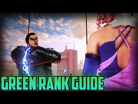 TEKKEN 7 Kazuya Revisists Green Ranks, How Should You Play?
