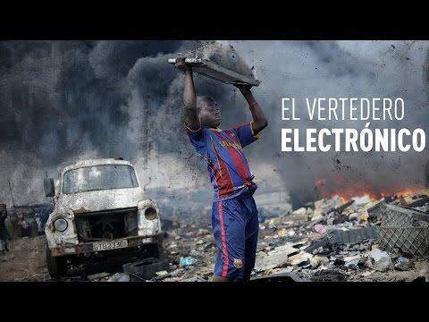 El vertedero electrónico - Documental de RT