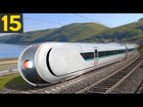 Top 15 Fastest High Speed Trains 2020